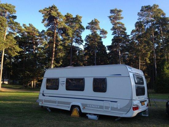 Aminne Fritid Stugor & Camping