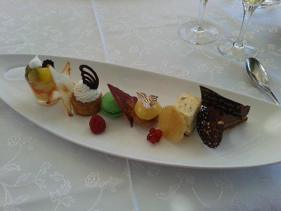 Le Logis de l'Escalin : dessert