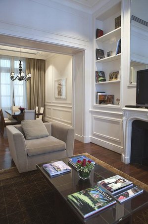 Algodon Mansion - Relais & Chateaux : Algodon Royale Suite