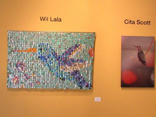 Arizona-Sonora Desert Museum: art gallery