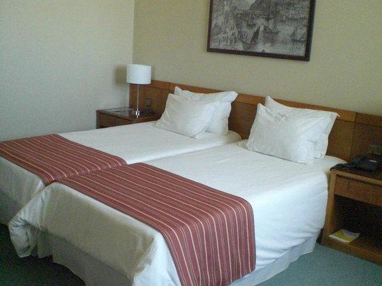 Dom Henrique Hotel : Habitación