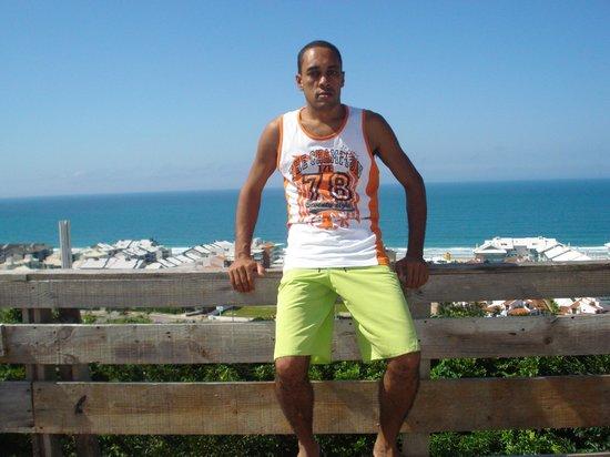 Bouleavard Canasvieiras Hotel: Vista Panorâmica Praia Brava - Florianópolis - SC