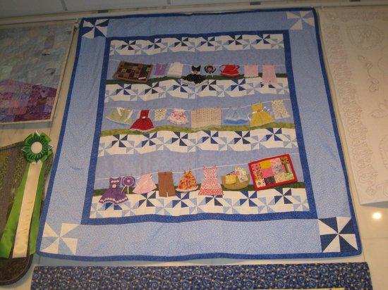 Cultural Center: Handmade Quilt