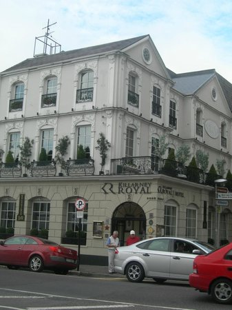 Killarney Royal : Exterior Hotel view