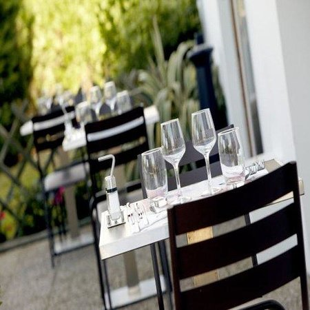 Campanile Chelles : Terrace