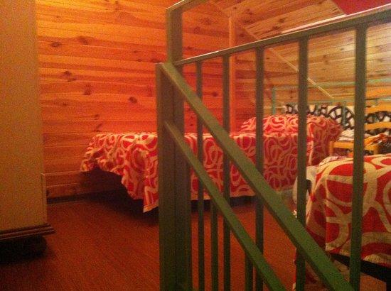 Camping Bungalow Park Arco Iris: Una de las habitaciones