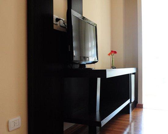 Hotel Atrium Gualok: Queen Room