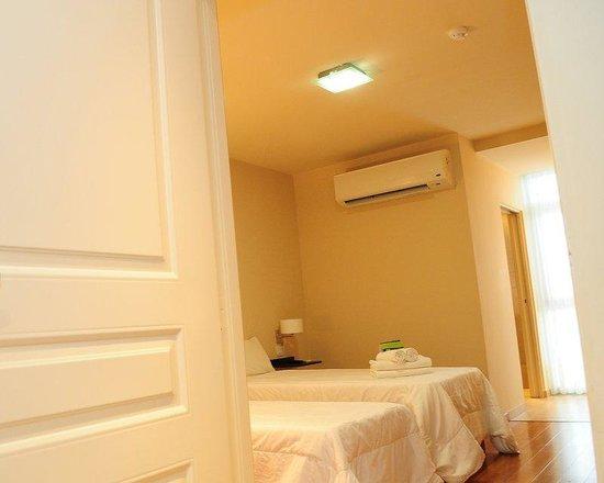 Hotel Atrium Gualok: Twin Room