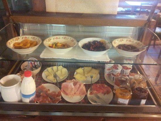 Hotel Della Nouva : colazione