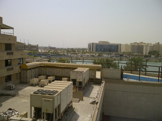 Red Sea Palace Hotel: ACs on the terrace are noisy