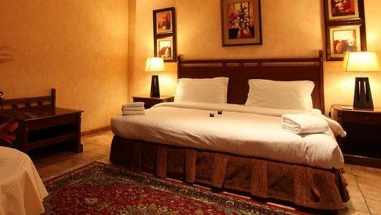Boudl Hera'a: Guest Room