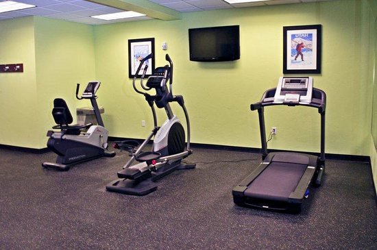 BEST WESTERN Plus Layton Park Hotel: Fitness Center