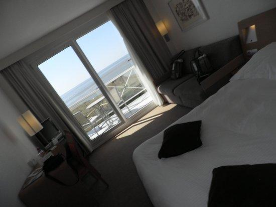 Hotel Cordouan : chambre