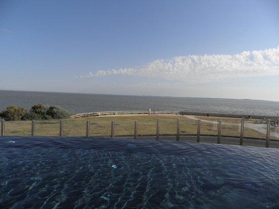 Hotel Cordouan : piscine