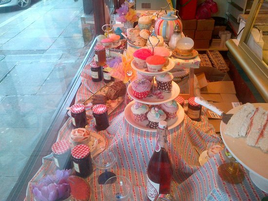 Shelbourne Bakery and Restaurant: Yummy Cup Cakes
