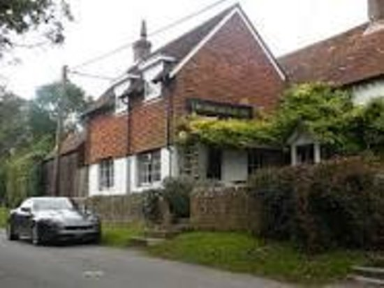 Polegate, UK: Rose Cottage Inn Alciston