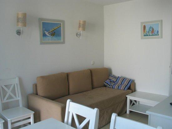 Résidence Odalys Terre Marine : Salon
