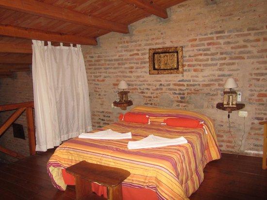 Jasy Hotel : Habitación matrimonial