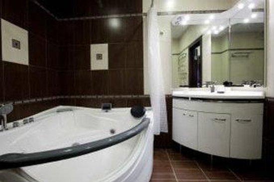Polaris Hotel: Luxe room