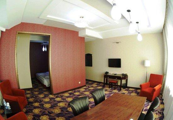 Safran Hotel: Deluxe Double