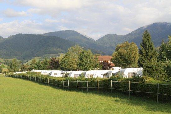 Campingplatz Muenstertal : Setting