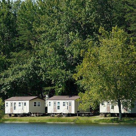 Wilderness Presidential Resort: RVs Lakeside
