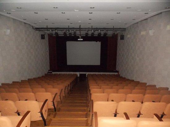 Grande Hotel Campos do Jordao: cinema/teatro