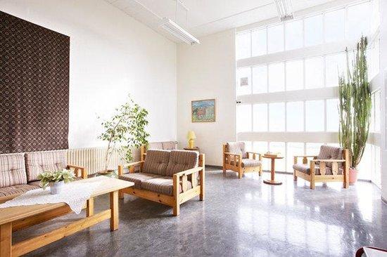 Hotel Edda Skogar: Lounge