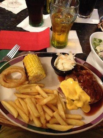 Frankie and Benny's Restaurant: yummy