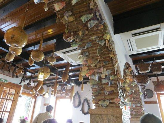 Caseiro: the interior 2