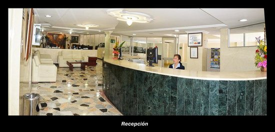 Celestial Inn Hotel: Panorama