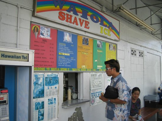 Waiola Shave Ice: Shave Ice