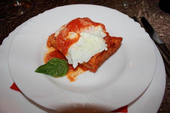 La Corte Rosada : cena sarda