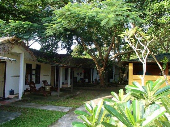 Green Village Langkawi : The rooms