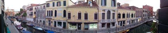 Hotel Locanda Salieri: View from room 3
