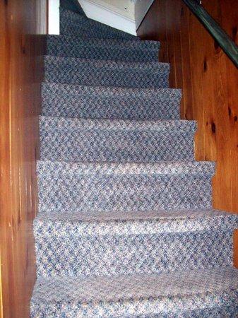 Hayden's Wexford House: Deuxième série d'escalier