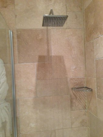 The Northey: Rainfall shower/wetroom