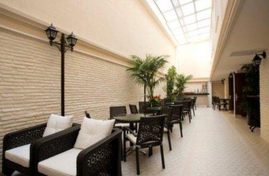 Nidya Hotel Galataport: Garden Bar