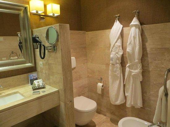 Hotel Spa Relais & Chateaux A Quinta da Auga: Baño