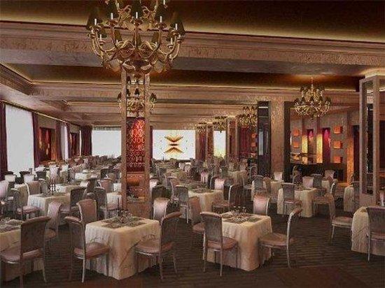 Atlantic Garden Resort Hotel: Restaurant