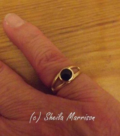 Black Market Jewellry: My beautiful little ring