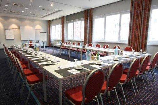Arcadia Hotel Bielefeld: Meeting Room