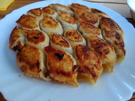 Wok Show: 20-piece pork fried dumplings