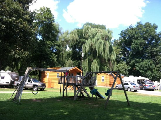 Mill Bridge Village & Campresort: Playgrounds