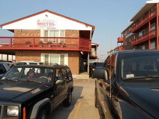 Michael's Oceanfront Motel