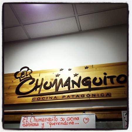 El Chumanguito Cocina Patagónica: La entrada.