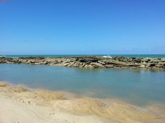Camurupim Beach : praia de camurupim