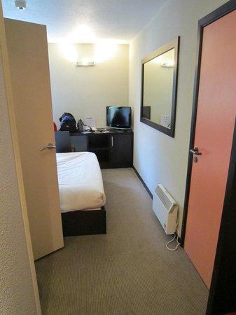 Hotel Erasme: Camera