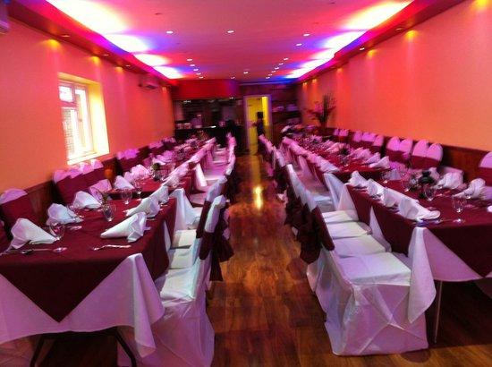 Party picture of kathmandu zone restaurant banquet hounslow kathmandu zone restaurant banquet party junglespirit Gallery