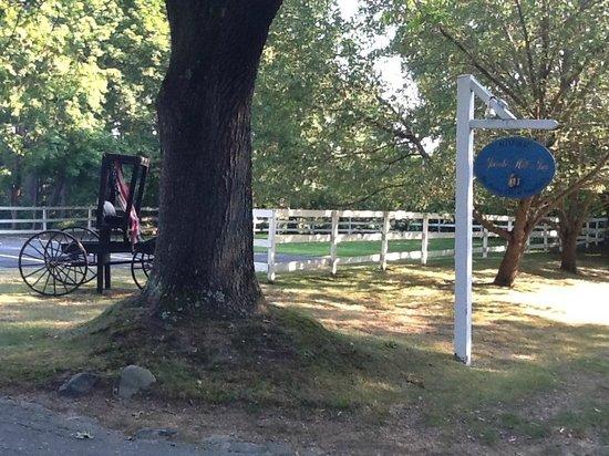 Historic Jacob Hill Inn : Welcome